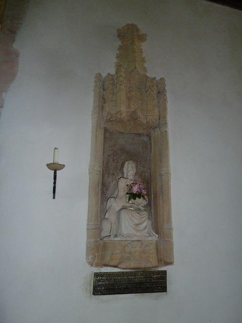 Inside St. Giles, Hooke (8)