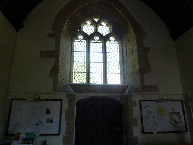 Inside St. Giles, Hooke (9)
