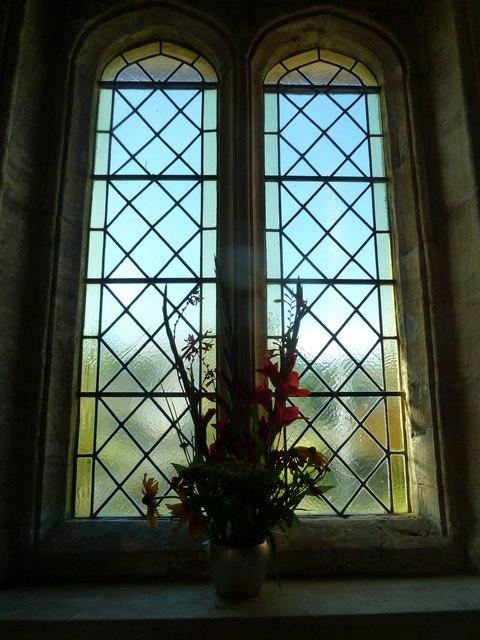 Inside St. Giles, Hooke (10)