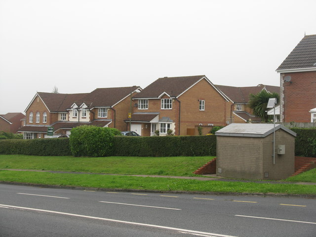 Houses on Highfield Road