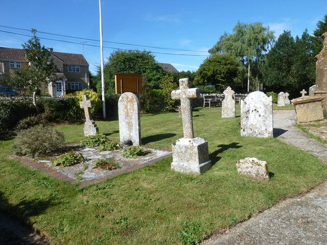 St. George, Hooke: churchyard (ii)