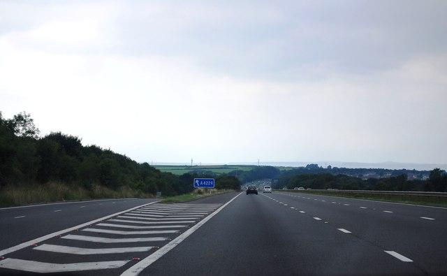 M4, Junction 37