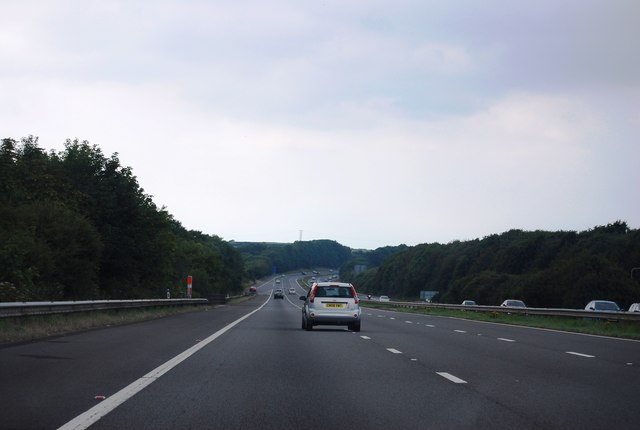 M4 at Junction 37