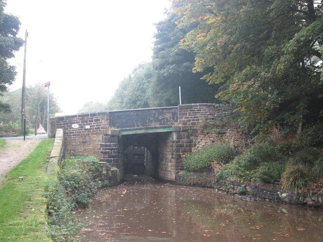 Low Westwood Bridge, Linthwaite