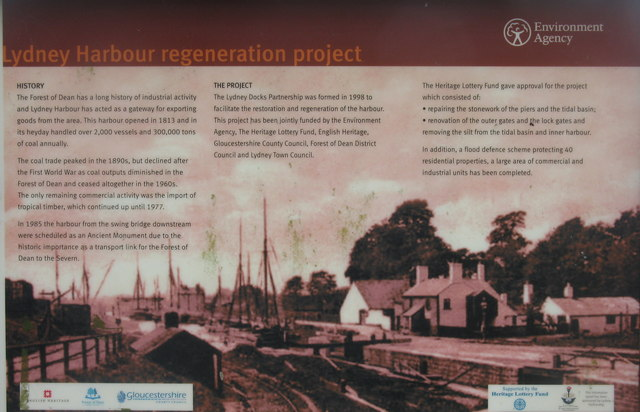Lydney Harbour Restoration Project