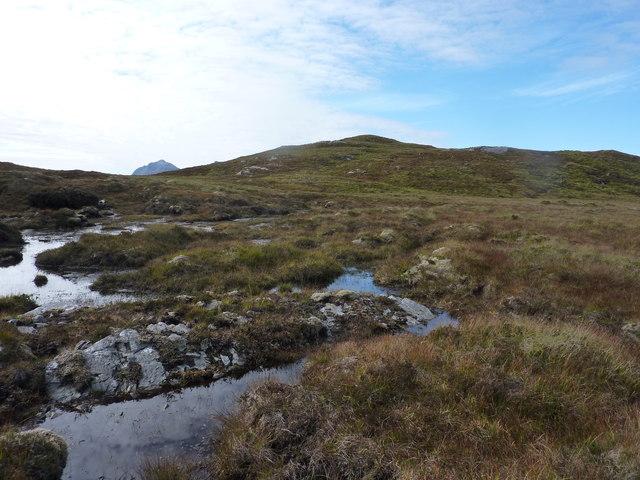Moorland in Torridon