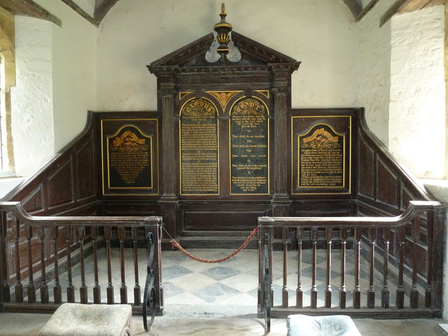 Inside Holy Trinity Old Church, Bothenhampton (b)