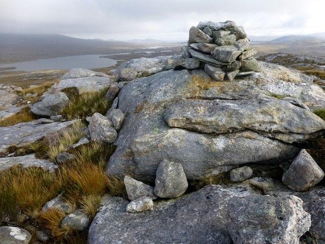 Aineabhal Summit Cairn