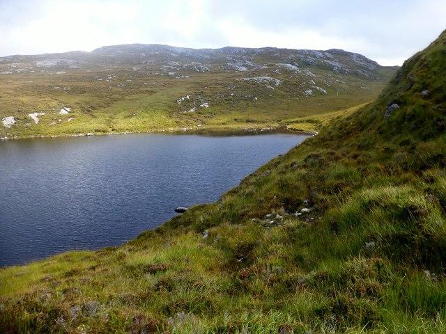 View Across Loch Gruineabhat