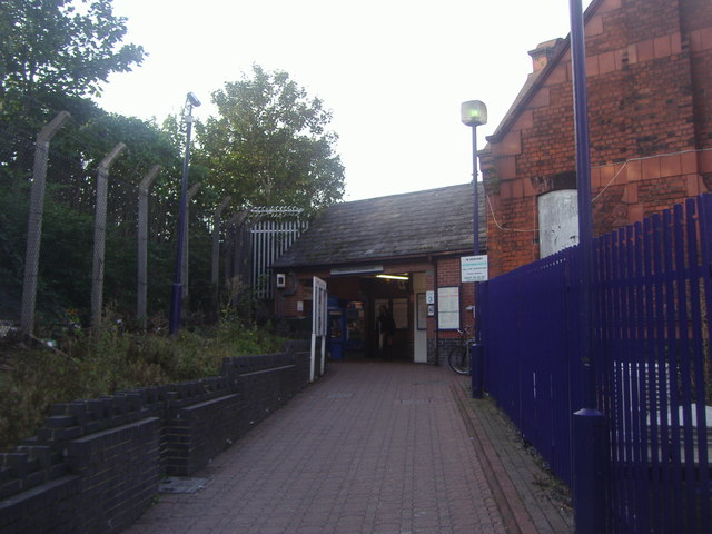 Cricklewood Station