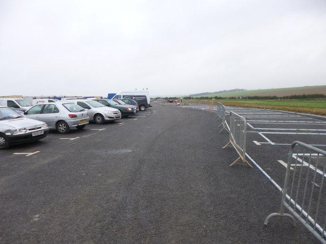 Winterbourne Stoke, car park