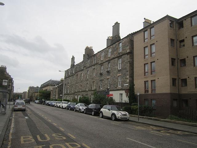 Henderson Row
