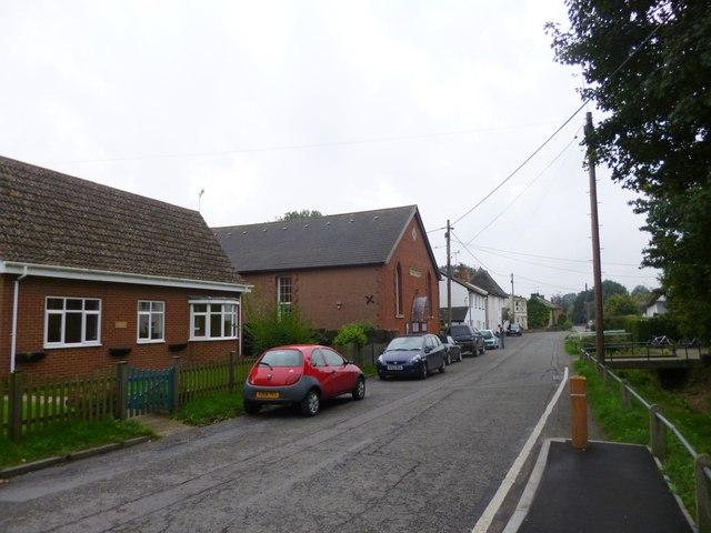 Shrewton Methodist Church