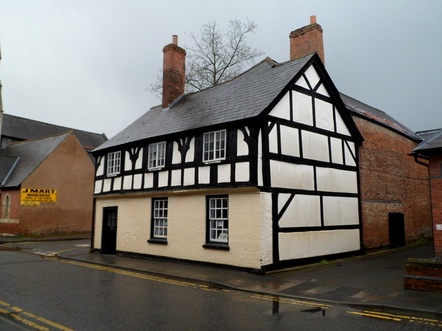 Grafton House Leominster Jaggery Geograph Britain