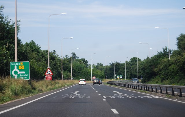 A27, Fontwell bypass