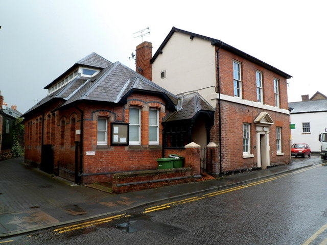 The Old Magistrates Court, Leominster
