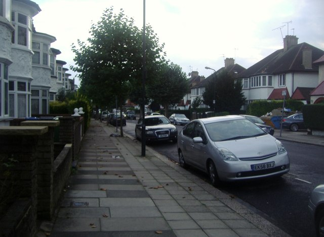 Heber Road, Cricklewood