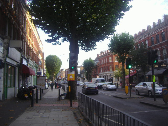 Cricklewood Broadway