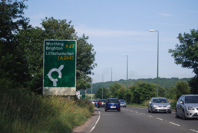 A27, Arundel bypass