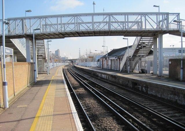 Belvedere railway station, Greater London