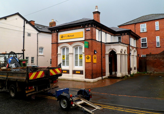 The Old Penny Bank, Leominster
