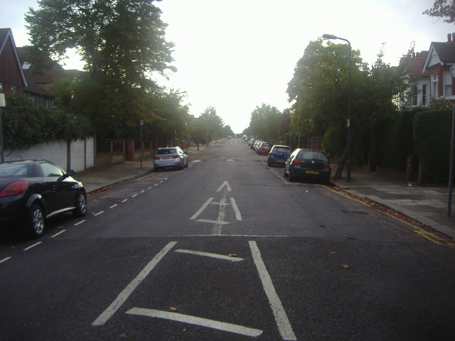 Chatsworth Road, Brondesbury
