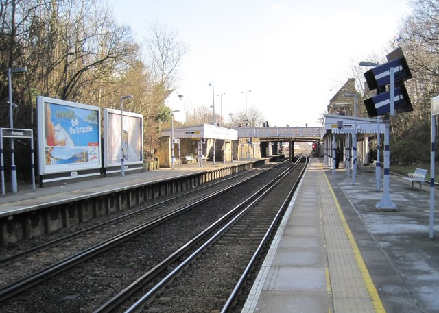 Plumstead railway station, Greater London