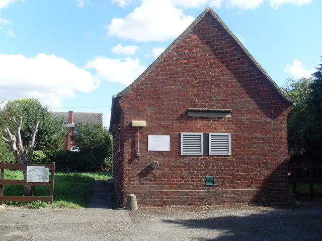 Telephone Exchange, Shillingford