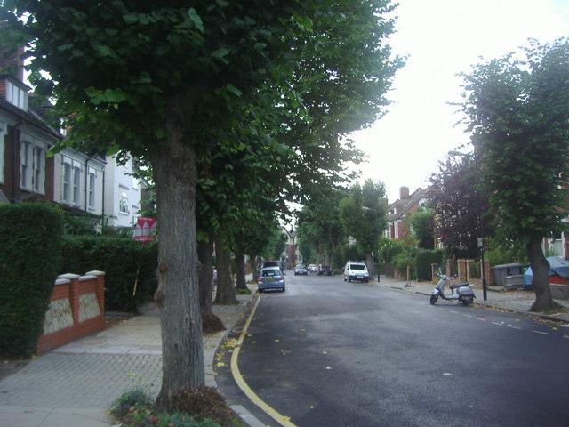 Blenheim Gardens, Willesden Green