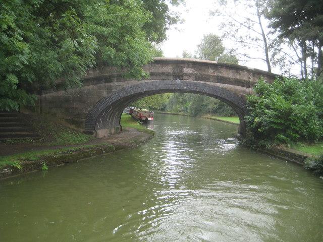Grand Union Canal: Bridge Number 89