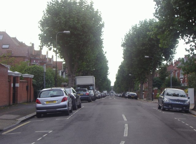 Teignmouth Road, Brondesbury