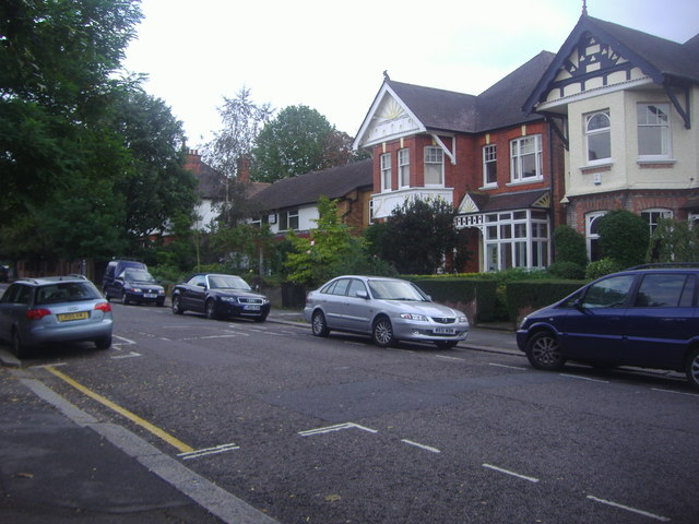 Houses on Exeter Road, Brondesbury