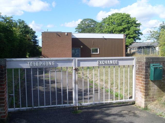 Former Telephone Exchange, Berinsfield
