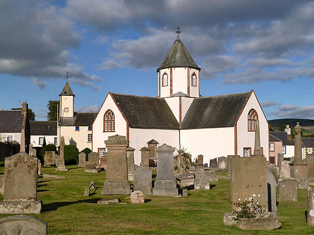 Lauder Old Parish Church