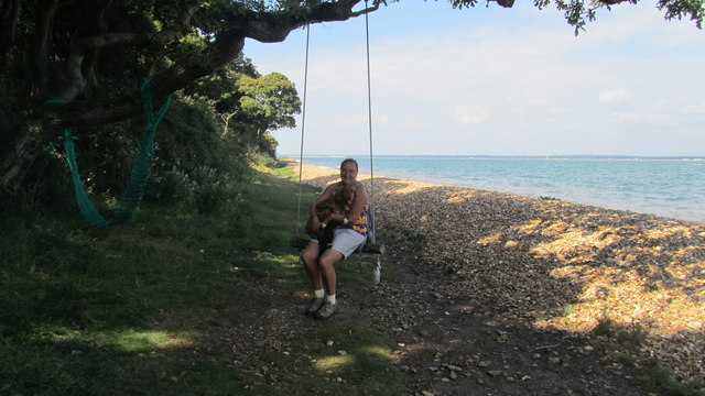 Tree Swing  Hamstead point