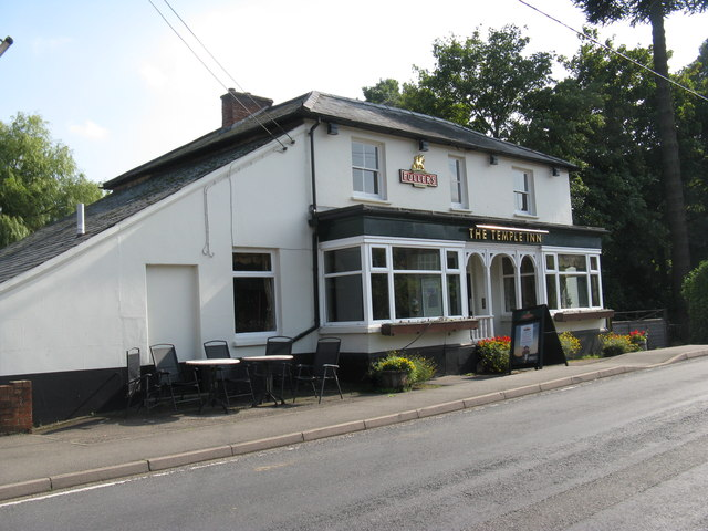 The Temple Inn on Forest Road