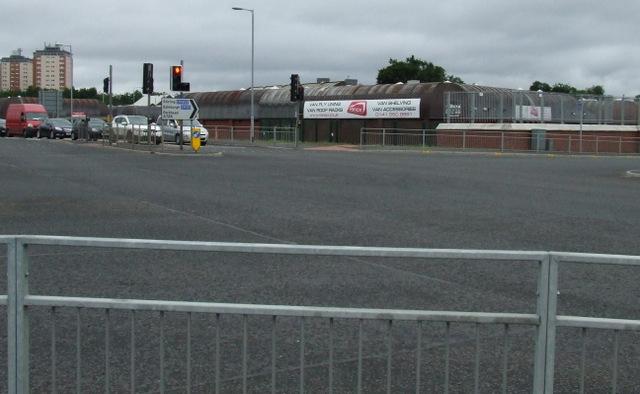 Dalmarnock Road