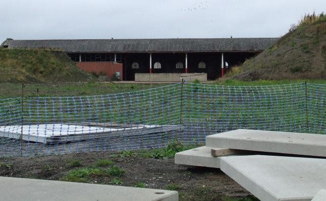 Former gasworks site
