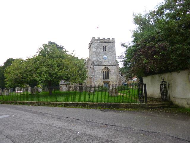 Shrewton, St. Mary's Church