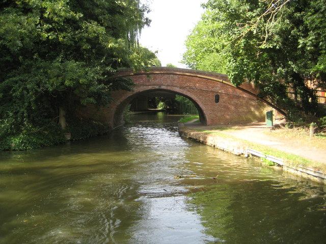 Grand Union Canal: Bridge Number 91