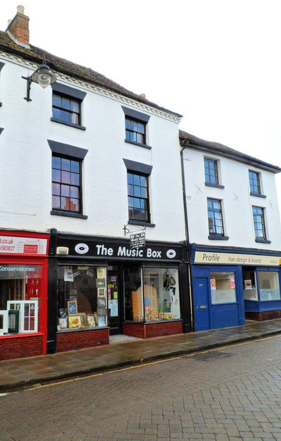 The Music Box, Leominster
