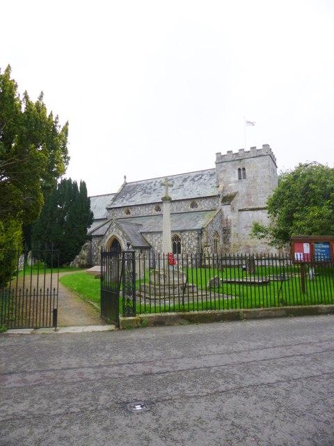 Shrewton, war memorial