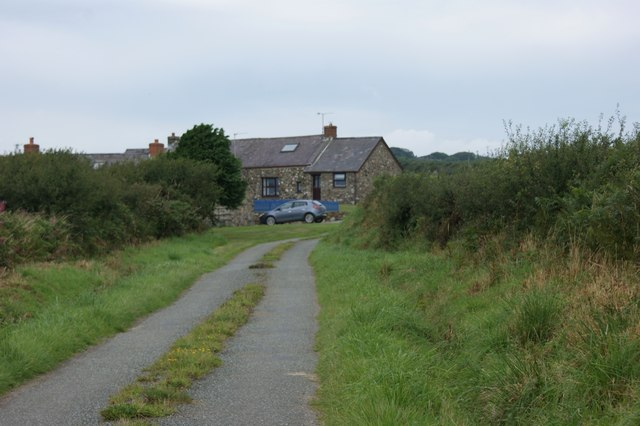 Holiday cottages at Tai-bach