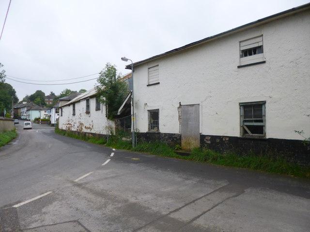 Shrewton, former laundry