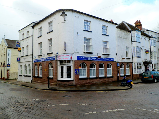 Best Western Talbot Hotel Restaurant and Bar, Leominster