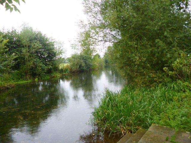 Stoford, River Wylye