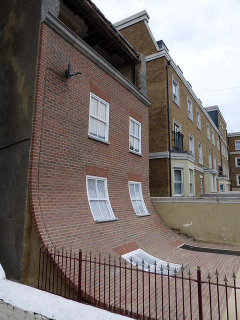 The Sliding House, Cliftonville