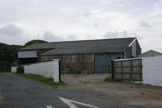Farmyard at Skyfog