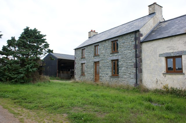 Farmhouse at Caervega