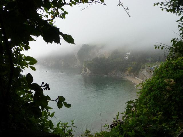 View across Port Pean